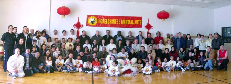 Hebei Wushu: Chinese Martial Arts Institute, 2007